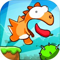 Dino Rush by Nemoid Studio