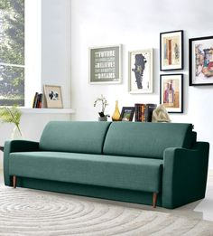 This question is hard to answer, as it is an issue of subjective causes and preferences. It depends only on your requirements and the comfort you need when sleeping and lounging. For example, TevaHome produces the most comfortable pullout couches and sofa beds