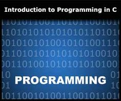 Learn C programming with Alison. These C programming courses are for anyone looking for a C Programming tutorial that's free and online. Computer Programming Courses, C Programming Tutorials, The C Programming Language, Introduction To Programming, Game Programming, Programming Languages, Learn C, Online Tutorials, Design Tutorials