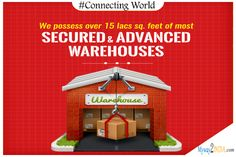 We understand your concern. Therefore we have secured and advanced warehouses across India for your needs. Know more: www.myway2india.com  Ph:- 098112 66614 Skype:- bluestar2424