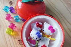 Hello Kitty figures