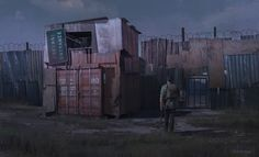 galeria de arte the last of us - Cerca amb Google