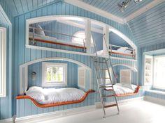 Así da gusto compartir la habitación ;)
