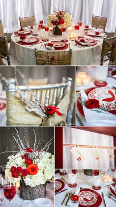Tablescape ● Holiday / Christmas