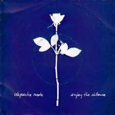 Depeche Mode - Enjoy the Silence, 1989.