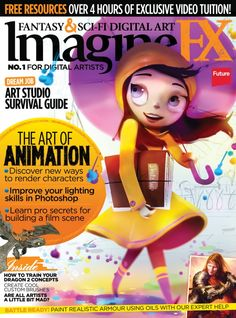 ImagineFX October 2014 edition - Read the digital edition by Magzter on your iPad, iPhone, Android, Tablet Devices, Windows 8, PC, Mac and the Web.