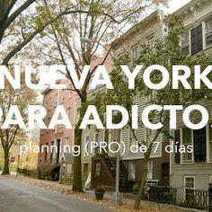 Nueva York para adictos