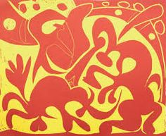 Image result for picasso linogravures 1962