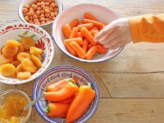 Los alimentos con más carotenos - Tener Esperanza
