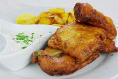 Fish And Chips, Turkey, Meat, Chicken, Recipes, Turkey Country, Ripped Recipes, Cooking Recipes