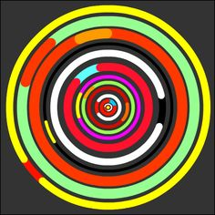 hardeny.ch India, Spirals, Circles, Goa India, Indie, Indian
