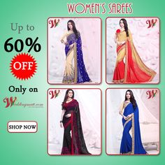 Latest Saree Collection with exclusive 60% discount for you only on Weddingmatt Shop Now>> https://goo.gl/3Z7flZ #WomenClothing #Offer #TOPS #Suit #Suits #saree #sarees #womensaree #weddingsaree #Girlsuit #WomenSuit #Girl #Girls #GirlsFashion #WomenFashion #women #fashion #Wedding #FashionStore #PunjabiFashion  #Weddingfashion #Girlstop #GirlsShirt #Weddingmatt