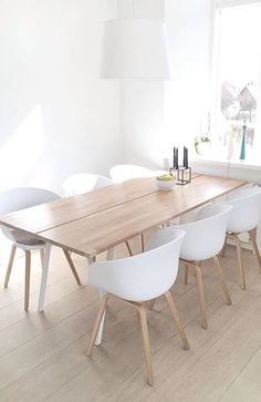 Scandinavian Design Table, Hay About a Chair AAC22
