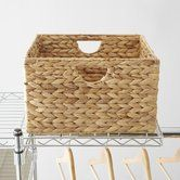 Found it at Joss & Main - Lisette Storage Basket