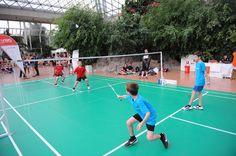 kids playing badminton - Google Search