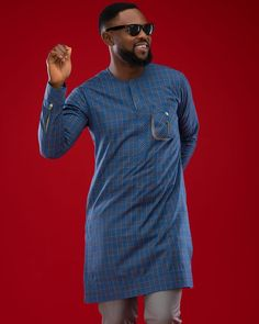 Latest African Wear For Men, African Shirts For Men, African Dresses Men, African Attire For Men, African Clothing For Men, African Outfits, Nigerian Men Fashion, African Men Fashion, Calypso Clothing