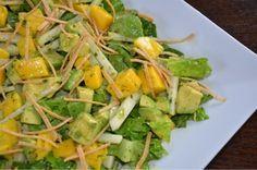 avocado, jicama and mango salad recipe | Pamela Salzman & Recipes