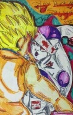 """Powinieneś przeczytać """" Frieza X Goku Oneshots """"na #Wattpad. #fanfiction"""