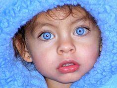 Baby Blue Baby by Bebop69.deviantart.com on @deviantART