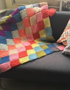 Blanket for Calais | Debbie Bliss