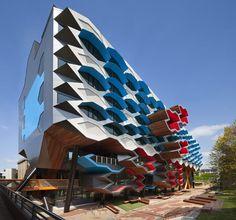 Os 10 prédios mais incríveis e arquitetônicos do mundo