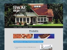 Template site for thermopanels sale by alexandersamar on @Graphicsauthor