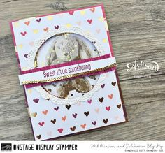 In The Cat Cave: A Floppy Earred Bunny | Stampin' Up! Display Stamper Blog Hop Day Three