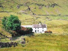 rural ireland..the cottage clonbur co.galway