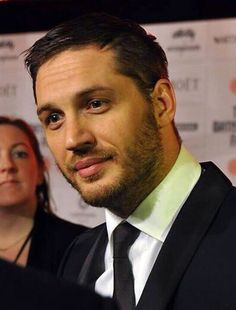 Tom Hardy..  Brilliant actor.  Particularly liked him  in The Drop.  Haven't seen him in a bad role yet.  And he's hot :)