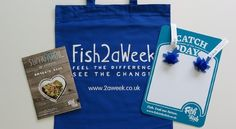 Fish is the Dish are giving away free goodie packs, including a tote bag, recipe book, whiteboard and more. Free Stuff, Free Food, Tote Bag, Drink, Day, Beverage, Totes, Tote Bags, Drinking