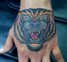 smith street brooklyn tiger tattoo