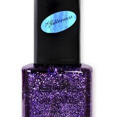 BYS N140 Nail Polish Glitterazzi Voodoo Violet Pink Nails, My Nails, Bys, Voodoo, Pink Purple, Fashion Accessories, Nail Polish, Cosmetics, Beauty