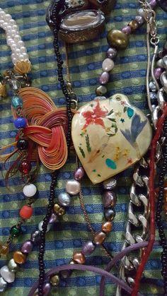 GIANT lot of estate auction jewelry  no broken pieces plus BONUS lot WATCHES #lot