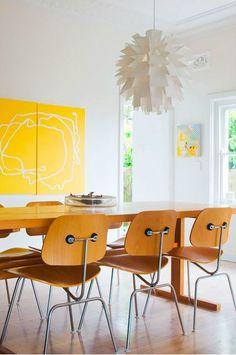 urbnite — Eames DCM Dining Chair