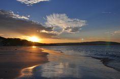 Sunset over Emu Bay