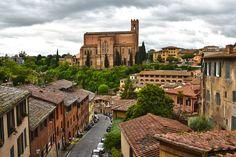 Siena, Tuscany. Italy