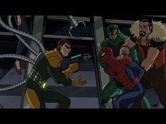 Ultimate Spiderman Temporada 4 Capitulo 27 | Día de Graduación | Parte 3...