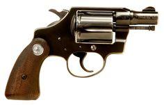 Deactivated Colt Detective Special .38 Snub Nose Revolver