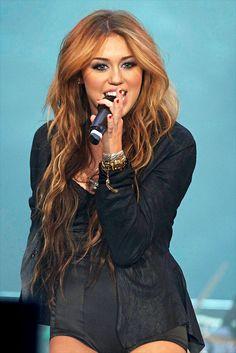 Miley Cyrus <3 #sexy #wildchild #dreamhair