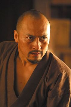 Ken Watanabe as Katsumoto, The Last Samurai (2003) - Watanabe is BAD ASS in the role of Katsumoto - epitomiized the true meaning of SAMURAI -  to serve