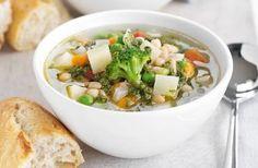 Lovely vegetable soup!
