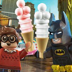 When you take your kid for ice cream, you're supposed to buy the whole truck, right? #LEGO #Batman #LEGOBatman #LEGOBatmanMovie #DCComics #SuperHeroes #Robin #BruceWayne #WayneManor #EverythingIsAwesome #MashupMadness #CombineYourLEGO #UpgradeYourLEGO #BuildSomethingSuper #BuildSomethingBatman #AwesomeAwaits
