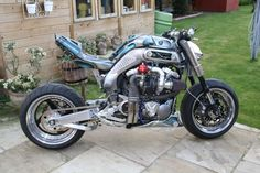 Project MT01 Turbo completed - Custom Fighters - Custom Streetfighter Motorcycle Forum