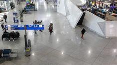 Με νέα αεροπορική οδηγία αναστέλλονται προσωρινά έως τις 15 Σεπτεμβρίου όλες οι πτήσεις επιβατών από