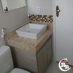 Lavabo Banheiro Apartamento