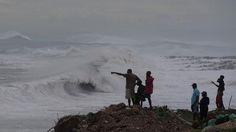 El Huracán Matthew Golpea haiti   The Weather Channel