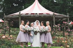 Belfast Wedding Photographer purephotoni lady dixons park bride bridesmaids