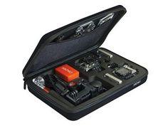 Large case for gopro hero 4 3plus 3 camera