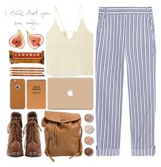 """Untitled #68"" by junotsalis ❤ liked on Polyvore featuring Moshi, Splendid, Roxy, MANGO, 3M, Terre Mère, like, stripes and boho"