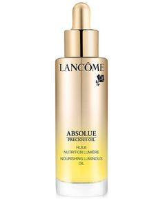 Lancôme Absolue Precious Oil. Use as night time treatment. Good to get dry skin back to normal.